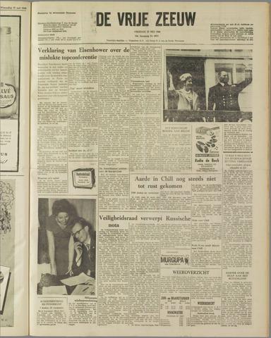 de Vrije Zeeuw 1960-05-27