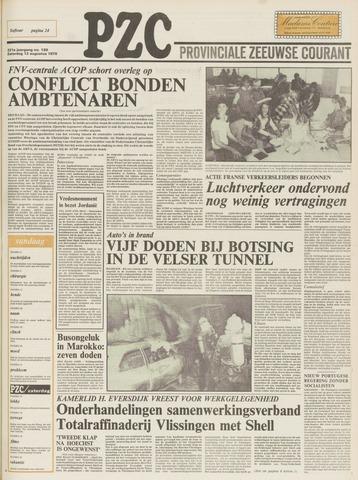 Provinciale Zeeuwse Courant 1978-08-12