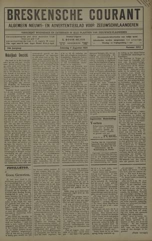 Breskensche Courant 1925-08-08