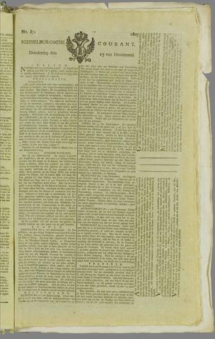 Middelburgsche Courant 1809-07-13