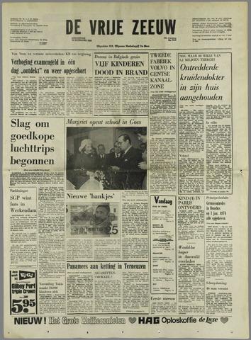 de Vrije Zeeuw 1972-11-16