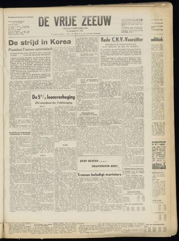 de Vrije Zeeuw 1950-09-08