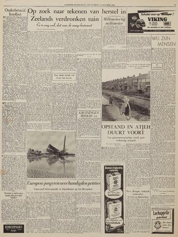 Watersnood documentatie 1953 - kranten 1953-10-10