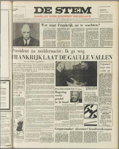 de Stem 1969-04-28
