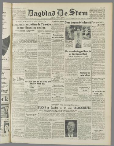 de Stem 1950-03-02