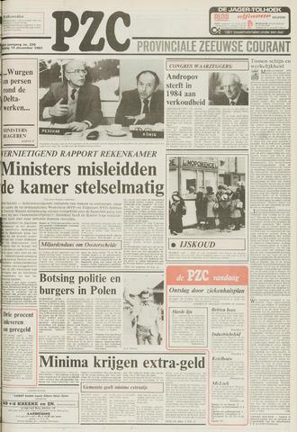 Provinciale Zeeuwse Courant 1983-12-16