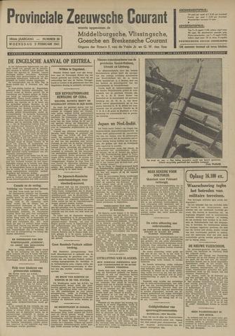 Provinciale Zeeuwse Courant 1941-02-05