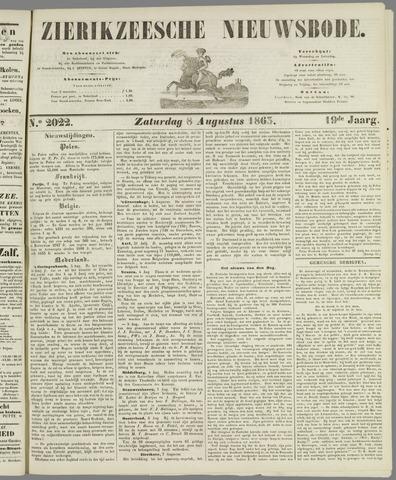 Zierikzeesche Nieuwsbode 1863-08-08