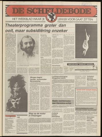 Scheldebode 1984-08-22