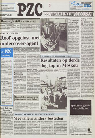 Provinciale Zeeuwse Courant 1988-06-01