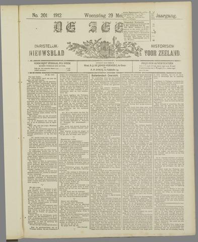 De Zeeuw. Christelijk-historisch nieuwsblad voor Zeeland 1912-05-29