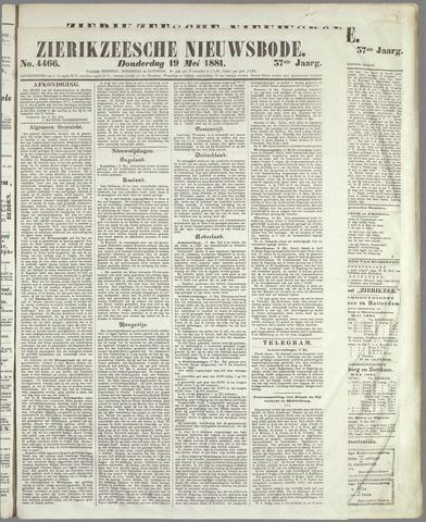 Zierikzeesche Nieuwsbode 1881-05-19