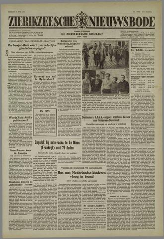 Zierikzeesche Nieuwsbode 1955-06-14