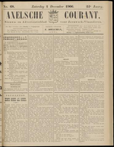 Axelsche Courant 1906-12-01