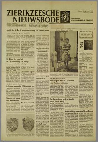 Zierikzeesche Nieuwsbode 1962-09-04