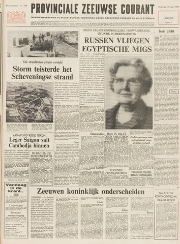 Provinciale Zeeuwse Courant 1970-04-30