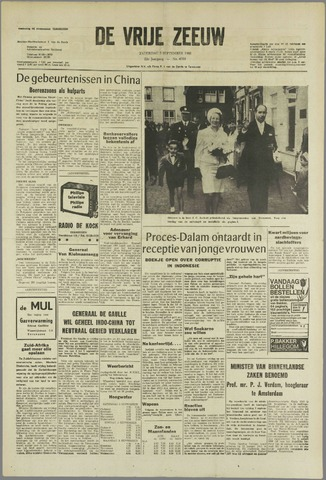 de Vrije Zeeuw 1966-09-03