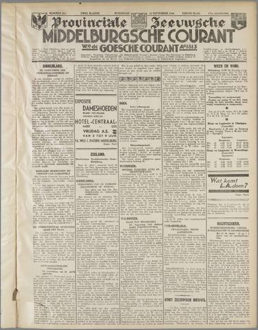 Middelburgsche Courant 1934-09-12