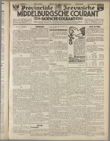 Middelburgsche Courant 1933-01-20