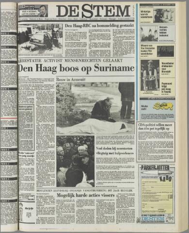 de Stem 1988-12-12