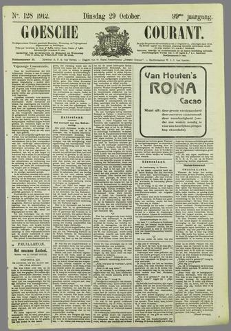 Goessche Courant 1912-10-29