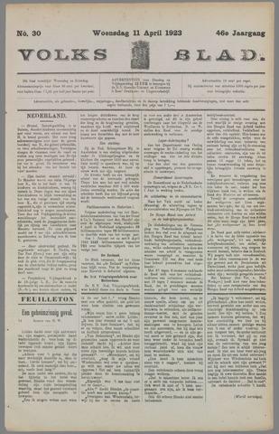 Volksblad 1923-04-11