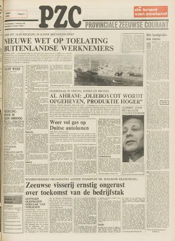Provinciale Zeeuwse Courant 1974-03-14