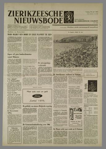 Zierikzeesche Nieuwsbode 1965-07-30