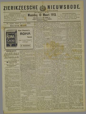 Zierikzeesche Nieuwsbode 1913-03-10