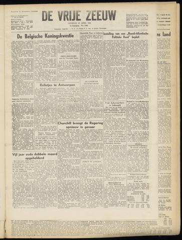 de Vrije Zeeuw 1950-04-25