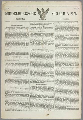 Middelburgsche Courant 1872-01-04