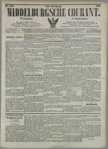 Middelburgsche Courant 1891-09-02
