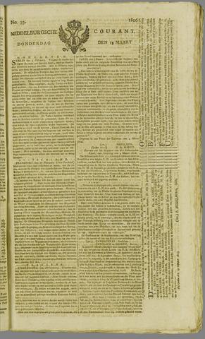 Middelburgsche Courant 1806-03-13