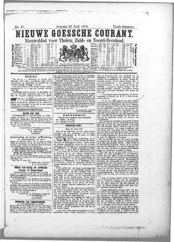 Nieuwe Goessche Courant 1875-06-22