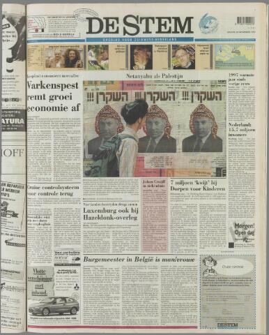 de Stem 1997-11-28