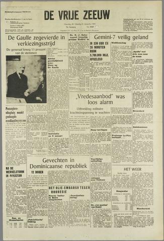 de Vrije Zeeuw 1965-12-20