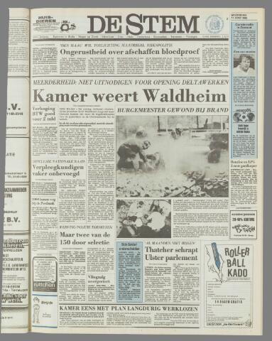 de Stem 1986-06-11
