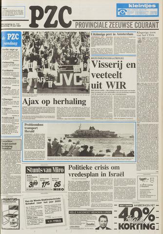 Provinciale Zeeuwse Courant 1987-05-14