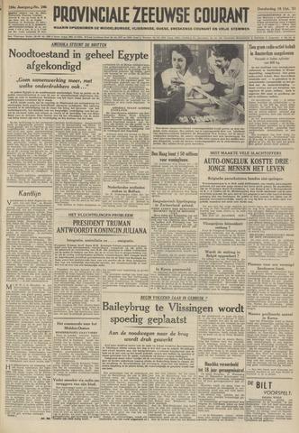 Provinciale Zeeuwse Courant 1951-10-18