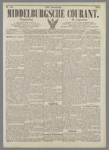 Middelburgsche Courant 1895-08-15