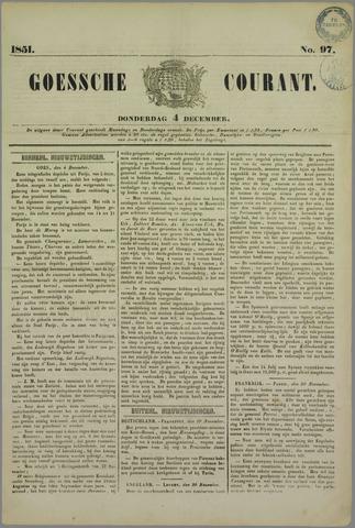 Goessche Courant 1851-12-04