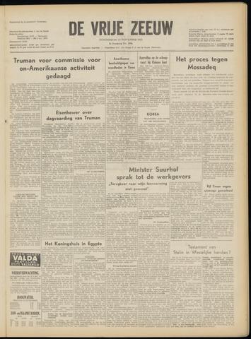 de Vrije Zeeuw 1953-11-12
