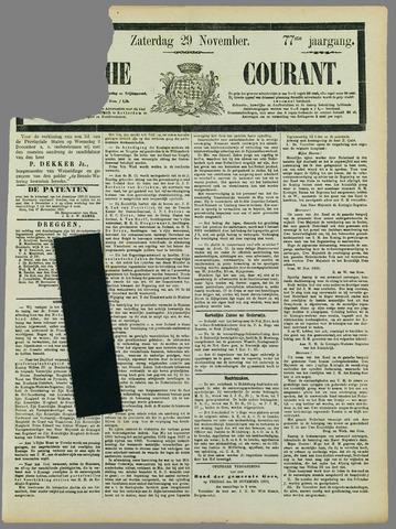 Goessche Courant 1890-11-29