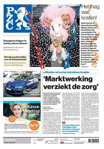 Provinciale Zeeuwse Courant 2019-03-01