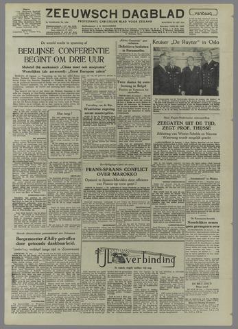Zeeuwsch Dagblad 1954-01-25