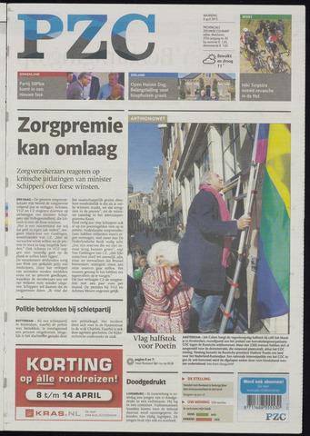 Provinciale Zeeuwse Courant 2013-04-08