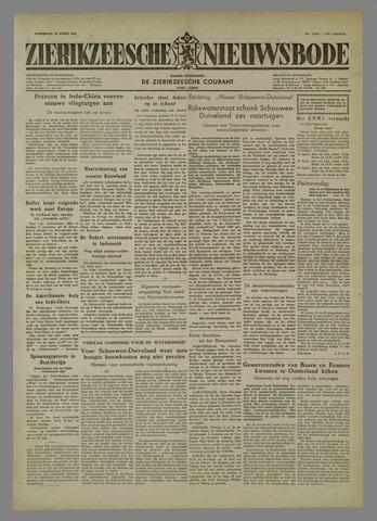 Zierikzeesche Nieuwsbode 1954-04-10