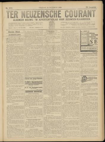 Ter Neuzensche Courant. Algemeen Nieuws- en Advertentieblad voor Zeeuwsch-Vlaanderen / Neuzensche Courant ... (idem) / (Algemeen) nieuws en advertentieblad voor Zeeuwsch-Vlaanderen 1930-10-10