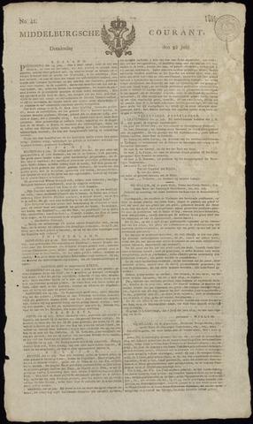 Middelburgsche Courant 1814-07-28