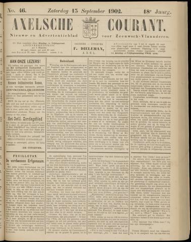 Axelsche Courant 1902-09-13